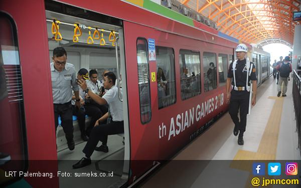 LRT Palembang Merugi, Pak Moeldoko Tak Mau Pemda Mengoceh - JPNN.COM