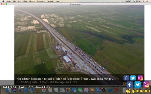 Tol Trans Jawa Dorong Pengembangan Kawasan Industri - JPNN.com