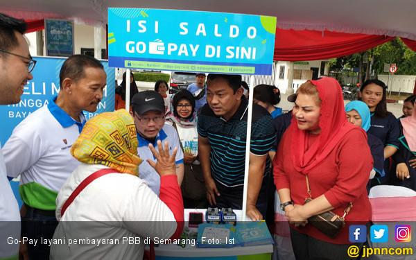 Bayar PBB di Semarang Sudah Bisa Lewat Go-Pay - JPNN.COM