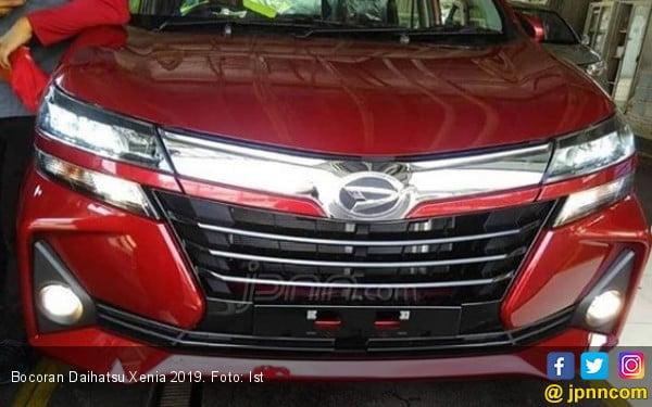 Susul Avanza 2019, Sosok Daihatsu Xenia Ikut Terbongkar ...