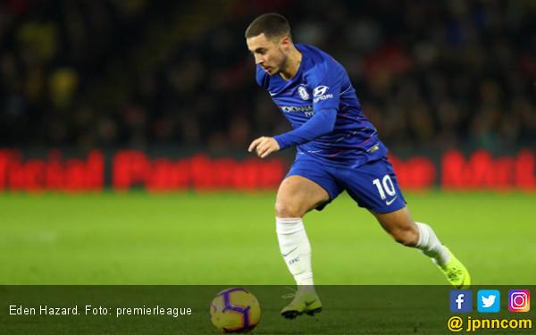Chelsea Vs Southampton: Pusatkan Perhatian ke Eden Hazard! - JPNN.com