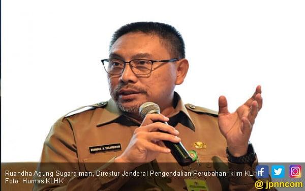 Pencapaian NDC Indonesia Tahun 2017 Mencapai 24,4 Persen - JPNN.COM