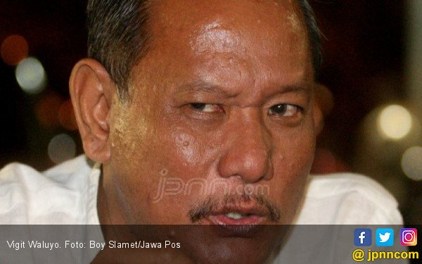 Vigit Waluyo Suplai Dana ke Mbah Putih sebesar Rp 115 Juta - JPNN.com