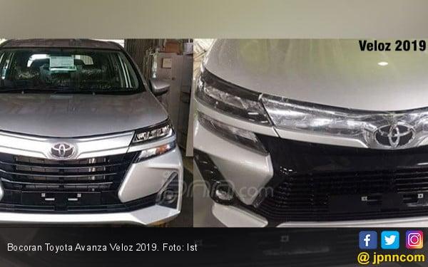 Dirilis 15 Januari, Ini Rincian Harga Toyota Avanza 2019 - JPNN.COM