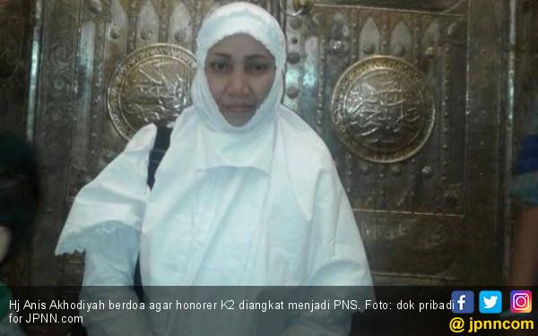 Demi Perubahan Nasib, Honorer K2 Dukung Prabowo – Sandi - JPNN.COM