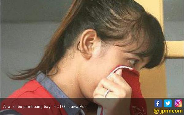 Ibu Pembuang Bayi itu Hanya Dituntut 1 Tahun - JPNN.COM