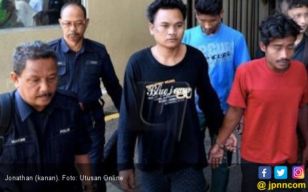 Keluarga Berharap Jonathan Tak Divonis Mati di Malaysia - JPNN.COM