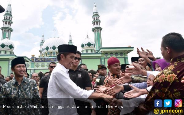 Jokowi Pengin Dana Desa Naik Setiap Tahun - JPNN.COM