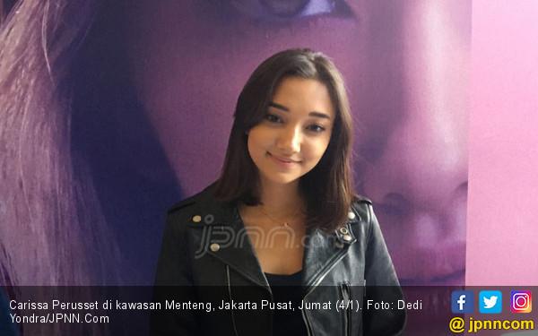 Debut Main Film, Carissa Perusset: Kaki Aku Sampai Berdarah - JPNN.COM