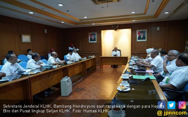 Jajaran KLHK Siap Dukung Corrective Action Pemerintah - JPNN.COM