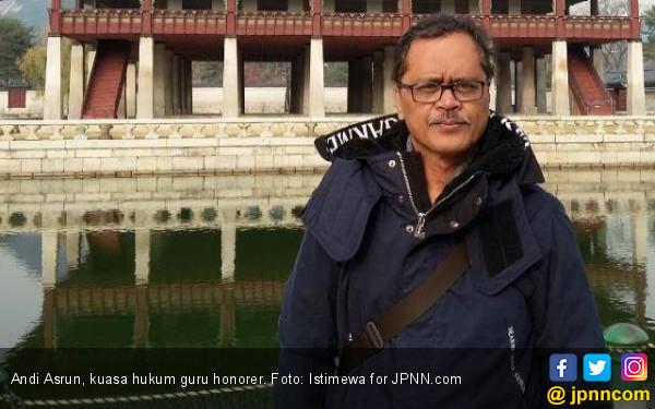 Kuasa Hukum Guru Honorer Tarik Permohonan Uji Materi UU ASN di MK - JPNN.com