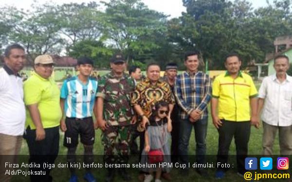 Firza Andika Belum Tentukan Klub Baru - JPNN.COM