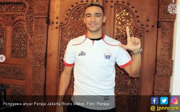 Bruno Matos di Mata Asisten Pelatih Persija Jakarta - JPNN.COM