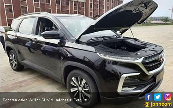 Kejutan Lain dari Bocoran Wuling SUV di Indonesia - JPNN.COM