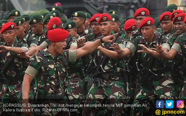 MIT Tergolong Teroris Tamkin, Harus TNI yang Bereskan - JPNN.com