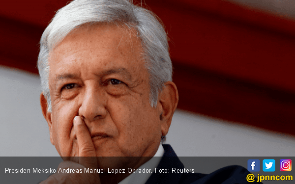 Enggak Doyan Duit, Presiden Meksiko Potong Gajinya Sendiri - JPNN.com