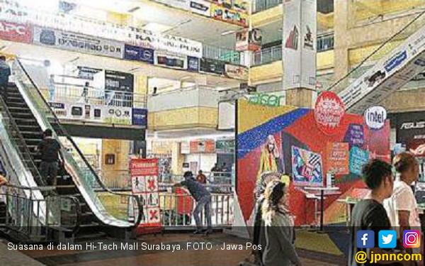 Pedagang Hi Tech Mall Surabaya Diminta Kosongkan Lapak Jpnn Com