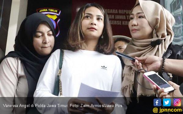 Polda Jawa Timur Akan Kembali Periksa Vanessa Angel - JPNN.COM