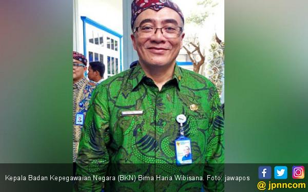 Formasi Pendaftaran Pppk: Kepala BKN Sebut Formasi Penerimaan PPPK 2019 Terbatas