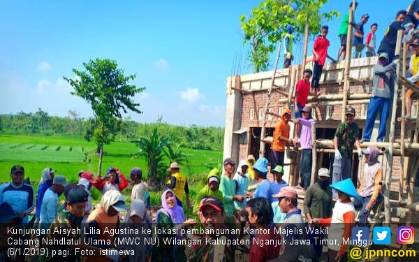 Aisyah Lilia Komitmen Ingin Berkontribusi Bagi NU dan Warga - JPNN.COM