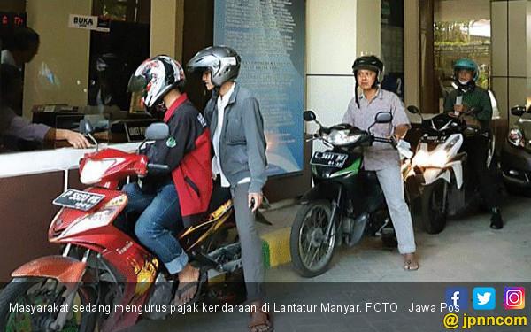 Perhatian, Lantatur di Samsat Manyar Diaktifkan Kembali - JPNN.com