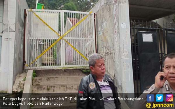 Siswi SMK di Bogor Tewas Ditusuk, Terekam CCTV - JPNN.COM
