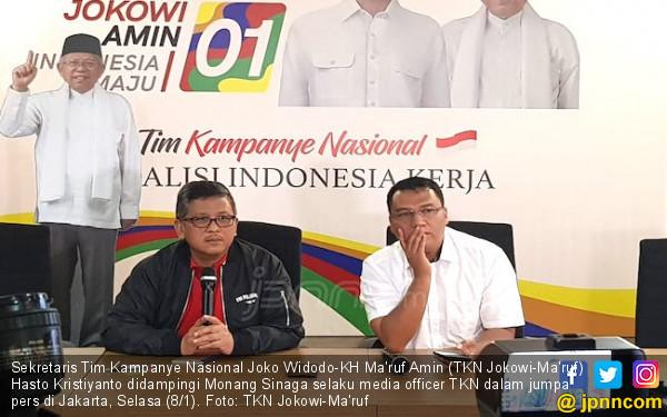 Hasto Pengin KPU Utamakan Penghitungan Surat Suara Pilpres - JPNN.COM