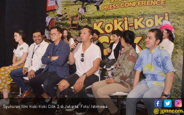Film Koki Koki Cilik 2 Bakal Digarap Lebih Menarik - JPNN.COM