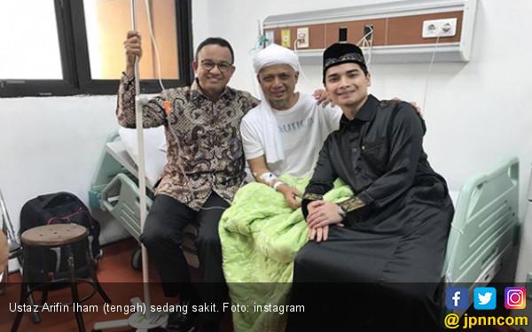 Mohon Doa Untuk Ustaz Arifin Ilham - JPNN.COM