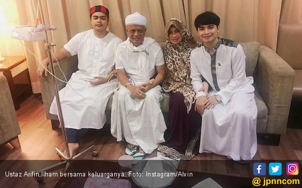 Mohon Doa untuk Kesembuhan Ustaz Arifin Ilham yang Kini Kritis - JPNN.com