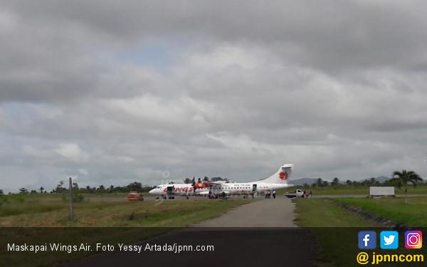 Wings Air Layani Rute Tanjung Karang – Krui dan Tanjung Pinang – Letung Anambas - JPNN.com