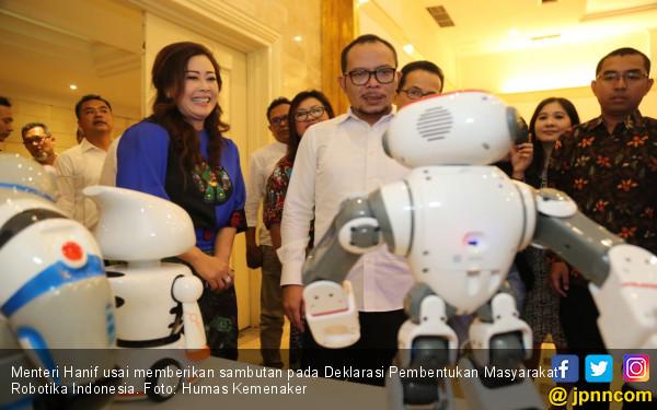 Komunitas Masyarakat Robotik Pertama Resmi Terbentuk - JPNN.COM