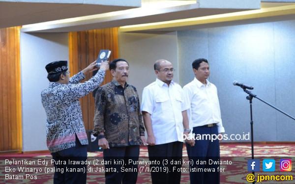 Pucuk Pimpinan BP Batam Kembali Diganti - JPNN.com
