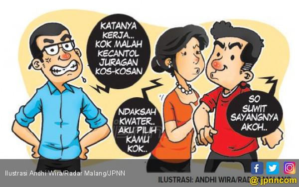 Termakan Rayuan Maut Majikan, Istri Lupa Anak dan Suami - JPNN.COM