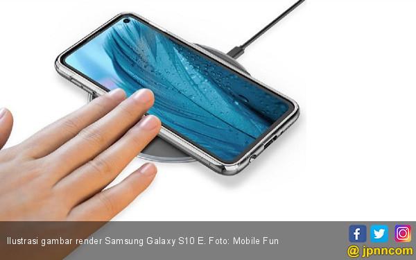 Samsung Galaxy S10 Lite Akan Ganti Nama, Terkait Harga Jual? - JPNN.COM