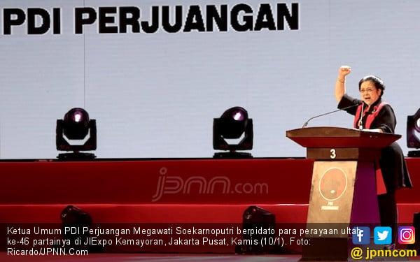 Hasil Survei: 54,7 Persen Pemilih Nonmuslim Pilih Dukung PDIP - JPNN.com