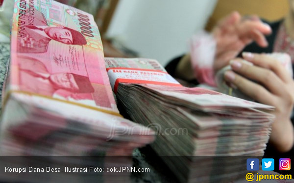 Korupsi Dana Desa Rp 589 Juta, yang Bisa Disita Rp 65 Juta - JPNN.com