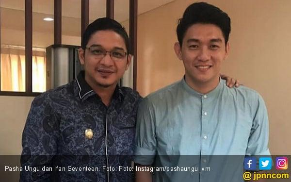 Ifan Seventeen Sebut Pasha Ungu Sosok Cerdas dan Humoris - JPNN.COM