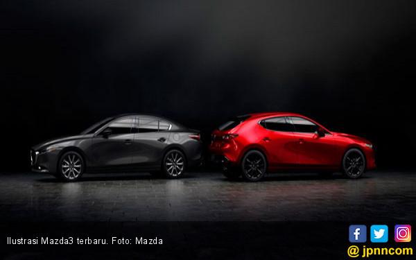Mazda3 Terbaru Dibekali Rangka Solid dan Ringan - JPNN.COM