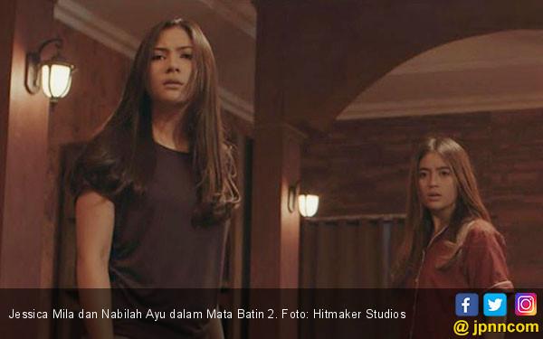 Mata Batin 2 Lebih Mencekam dari Film Pertama - JPNN.COM
