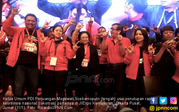 Merdeka! Ini Perintah Bu Mega untuk Seluruh Kader PDIP - JPNN.COM