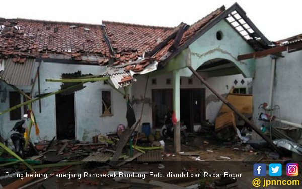 Image Result For Puting Beliung Rancaekek