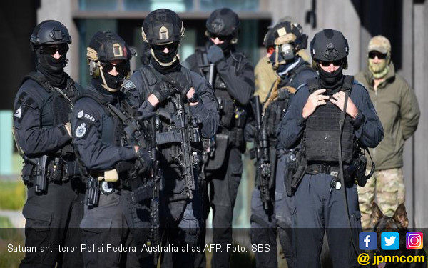 AFP Bekuk Peneror Kedubes-Konjen - JPNN.COM