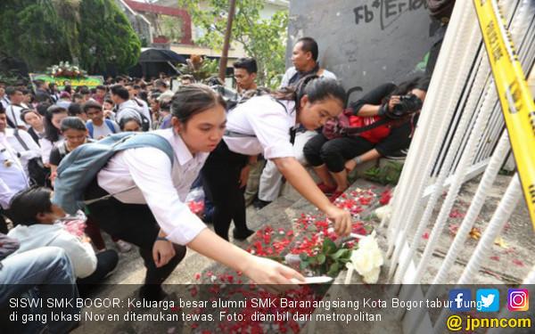Ayah S Yakin Anaknya Bukan Pembunuh Siswi SMK Bogor - JPNN.COM