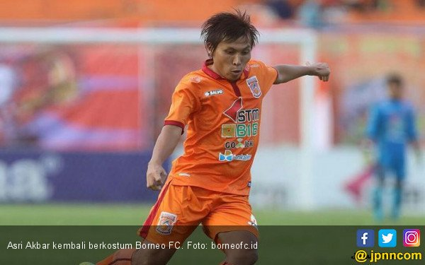 Borneo FC Resmi Merilis Skuat Sementara untuk Liga 1 2019 - JPNN.COM