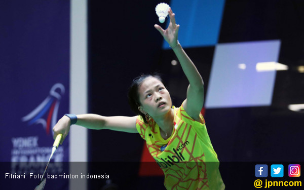 Fitriani Ukir Rekor di Thailand Masters - JPNN.COM