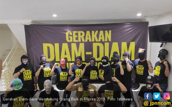 Ada Gerakan Diam-diam Mendukung Orang Baik di Pilpres 2019 - JPNN.COM