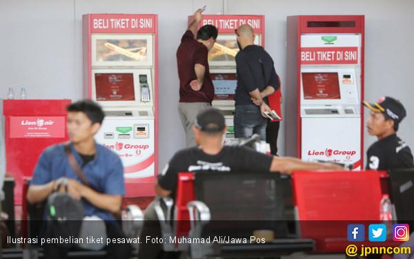 Viral! Harga Tiket Pesawat Jakarta - Pekanbaru Capai Rp 6,6 Juta, Ini Kata Lion Air - JPNN.com