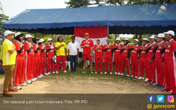 Tampil Garang, Timnas Kriket Putri Kalahkan Hong Kong - JPNN.COM