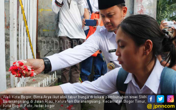 Ternyata Pembunuh Siswi SMK Bogor Cukup Pintar - JPNN.COM